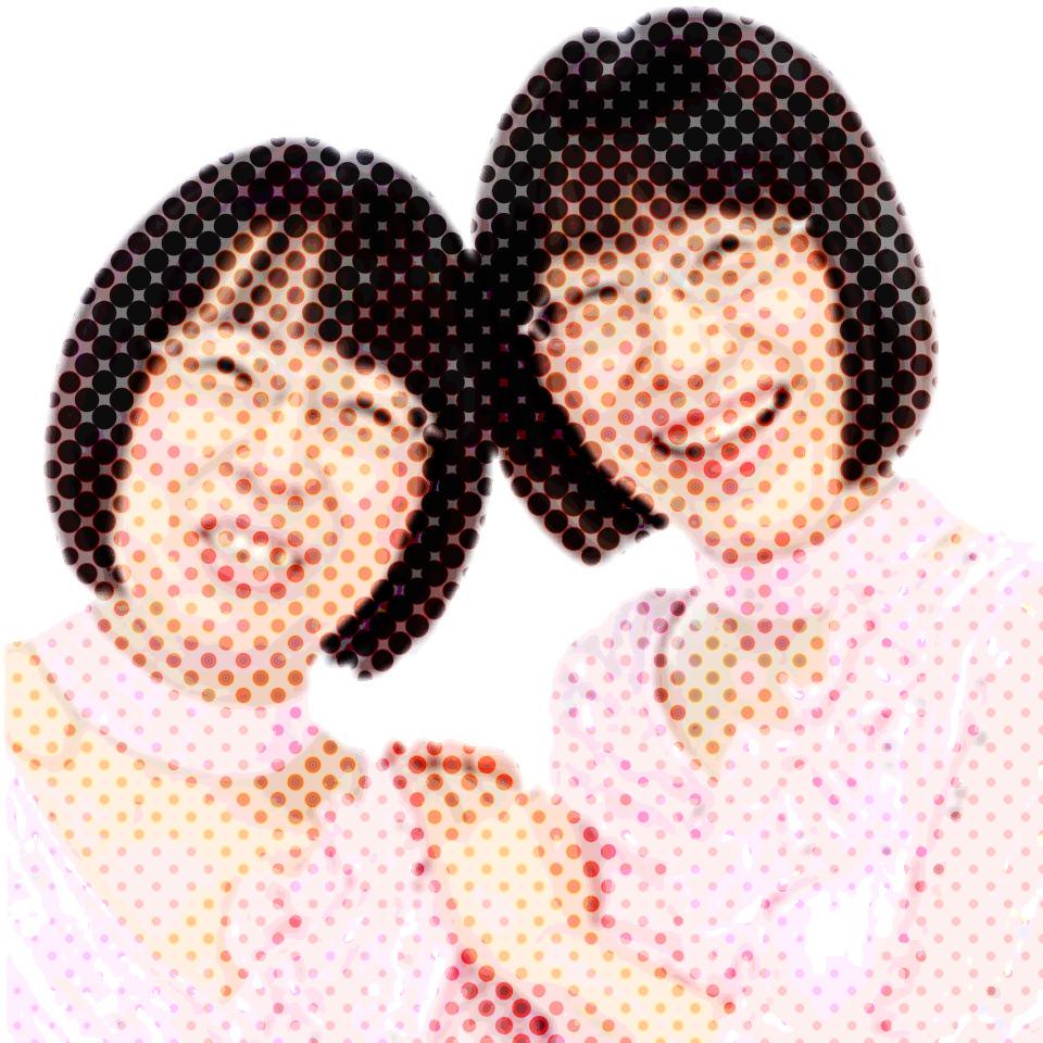 阿佐ヶ谷姉妹 画像